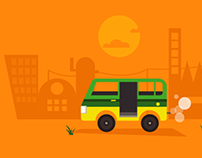 Angkut's App  Teaser motion graphic (valiana sandra)