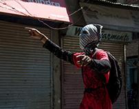 Kani Jung in Kashmir