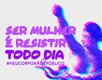 #MEUCORPONÃOÉPÚBLICO