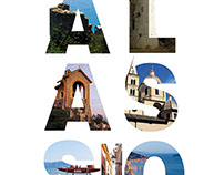 Alassio - Type & Lettering & Photo