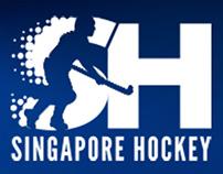 Singapore Hockey - web graphics