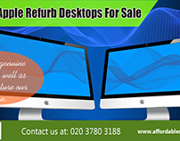 Used Apple Refurb Desktops For Sale