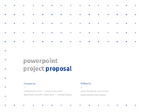 Proposal Powerpoint Presentation for Microsoft Office