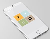 Student Work | WWF Time Capsule App Design
