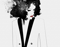 Line art / fashion passion