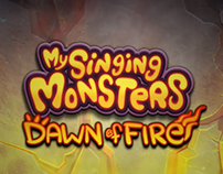 My Singing Monsters: Dawn of Fire Advertisement