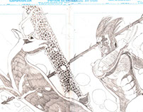 Narrative assignment - Wolverine Origins II