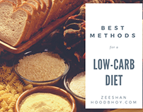 Best Methods for a Low-Carb Diet