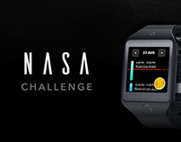 Nasa smartwatch Challenge