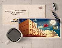 Somunarası Postcard