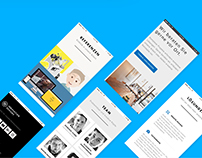 Webdesign: Innovation Designs