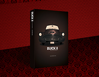 Ilustración libro Buick 8