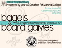 Bagels & Board Games