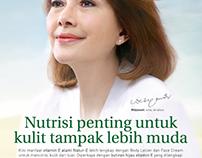 natur-e print ads