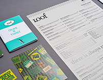 Loof: Brand Collateral
