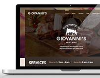 Giovanni's Meats & Deli [Website]