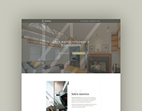 Branding y web | Katalinas Construccions