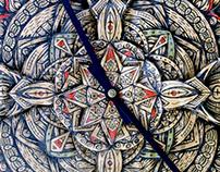 Moments of Mandala