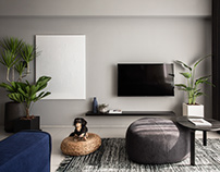 Republic Design / Personality of the resident