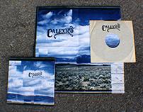 Calexico Album Design