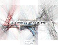 Automotive Design Portfolio