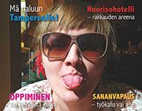 Luukkublues Magazine