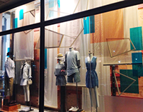 Spring Windows- Urban Outfitters