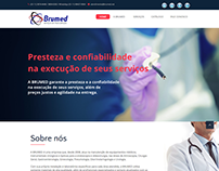 Brumed / Website