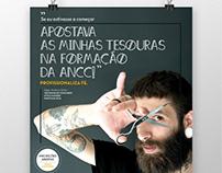 ANCC - CAMPANHA FORMAÇÃO CABELEIREIRO UNISSEXO