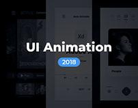 UI animation (2018)