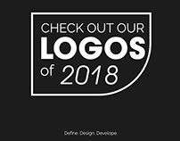 Logos of 2018 - Echo Portfolio
