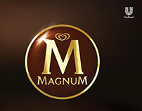 Campaña MAGNUM Chocolate Intenso
