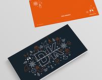 CHRISTMAS CARD Dries Kerkhofs
