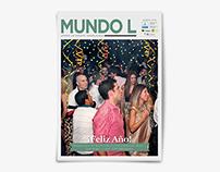 Mundo L - Revista interna Grupo L (Dic. 2015)