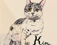 Cat KIM.