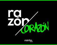 Razón/Corazón - CóctelBrand