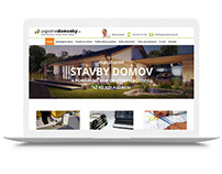 Webdesign and webdevelopment for Real Estate company.