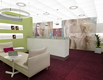 Oriflame office design