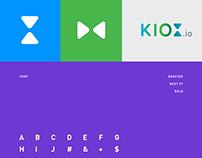 Kiox.io Brand Identity