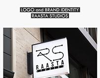 Raasta Studios Logo + Identity