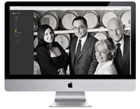 Cantina Ottoventi // web identity