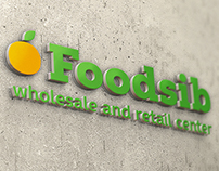 Foodsib. Branding of wholesale and retail center