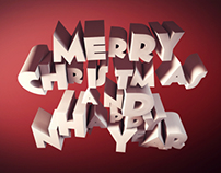 3D Video -  Christmas Wishes!