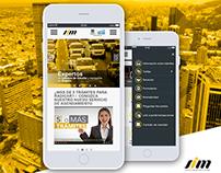 Web site - SIM - 2017