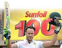 Sunfoil Series Big screen animations