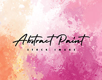 Free Abstract Paint Background