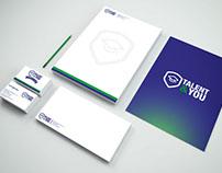 Talent & You - Complete web design