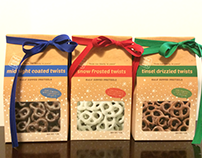 Holiday Snack Concept Packaging