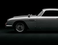 Aston Martin DB5 / 3D