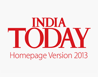 India Today Concept 2013